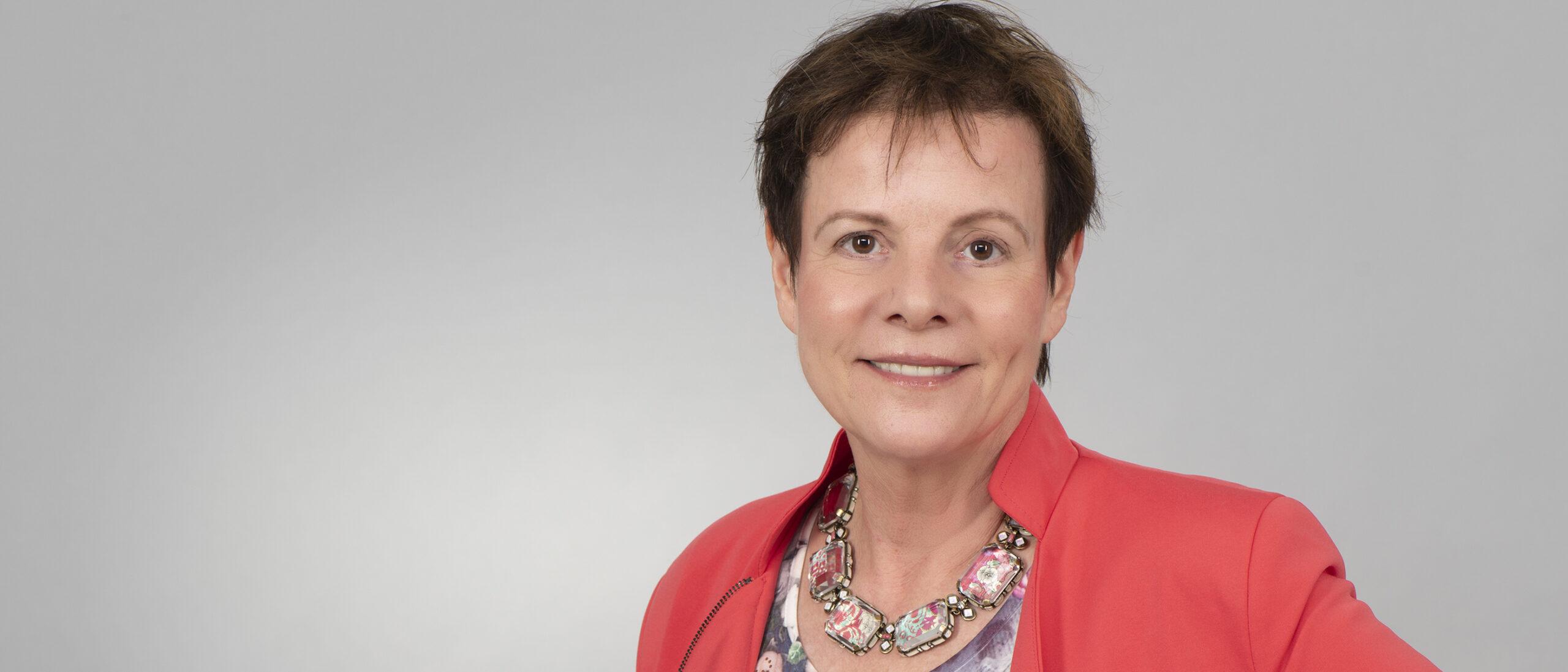 GASTGold Präsidentin Uta Bühler